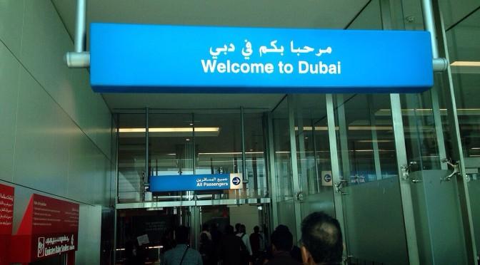 Dubai Again!!