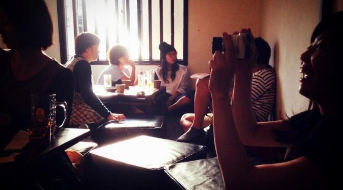 農民カフェでラブリーなメンバーと♡