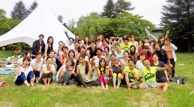 True Nature 2015 in 軽井沢