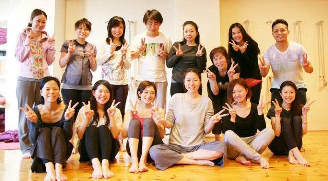 Heart Yoga Week 2月終了!!