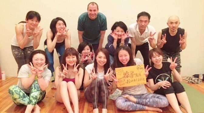 Last Class @オハナスマイル駒澤大学