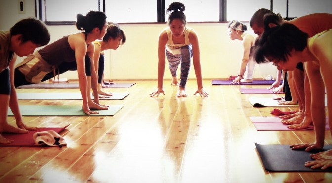 Heart Yoga Week on July